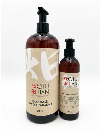 Olio Base per Massaggio Tuina