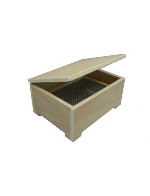 Box in Legno per Moxa