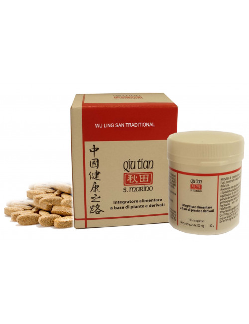 Wu Ling San Traditional