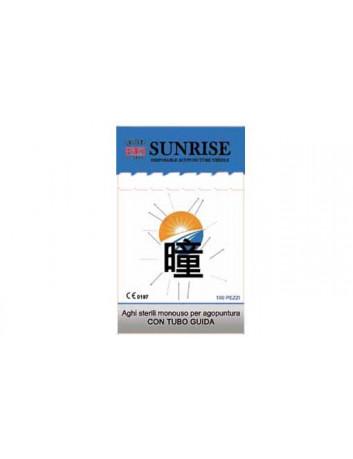 Aghi Sunrise Indolore con Tubo Guida
