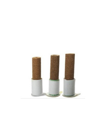 Mini Moxa Adesiva con fumo